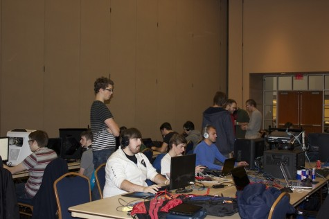 Gamers battle in StarCraft 2 at Child's Play tournament