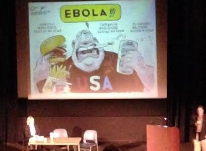Health professionals clarify facts and myths of Ebola