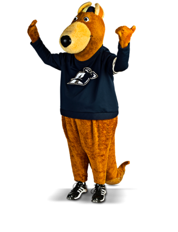 Zippy buzzes in mascot challenge