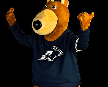 Zippy buzzes in mascot challenge