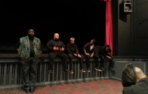 Issues highlighted in Black History Month play