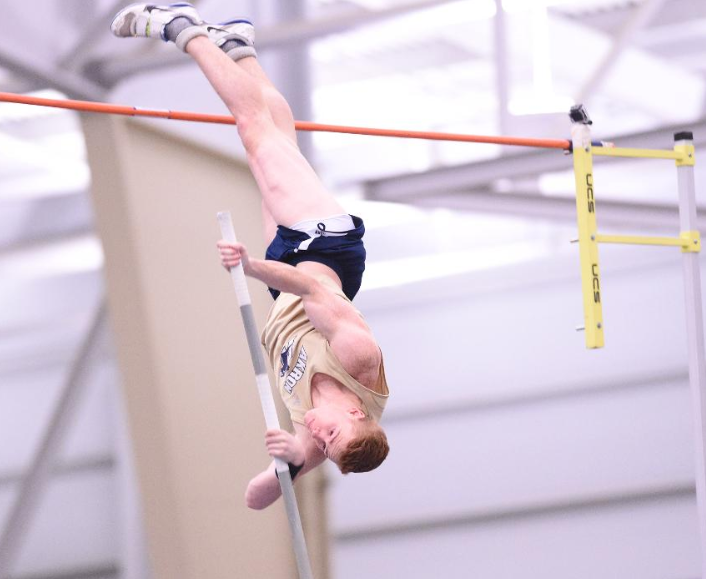 UA world champion pole vaulter Shawn Barber has decided to turn pro.