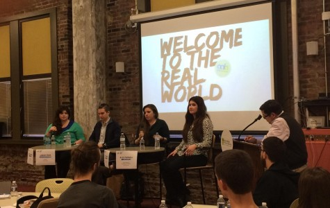 Students get sneak peak into what real world offers