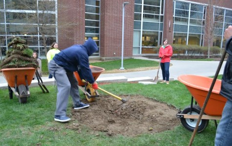 Students honor Earth Day