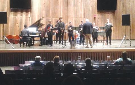 Music students perform finals at Guzzetta
