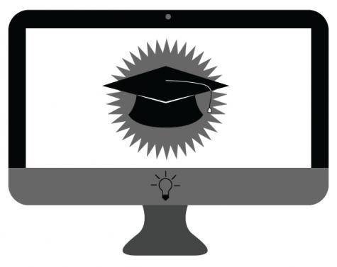 Students receive online tutoring to help improve grades