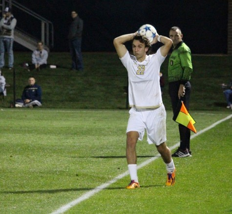 Zips shut out Mountaineers, 2-0, clinch share of conference title