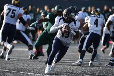First half barrage carries Zips to victory over EMU