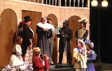'Comedy of Errors' shakes up UA