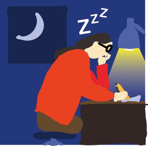 Good sleep results in better grades