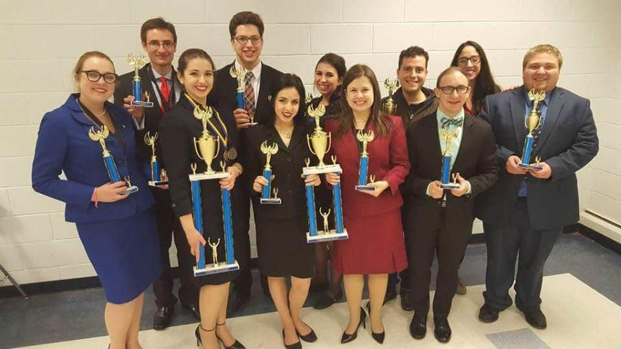 Speech and debate takes second place two days straight in New York City tournament