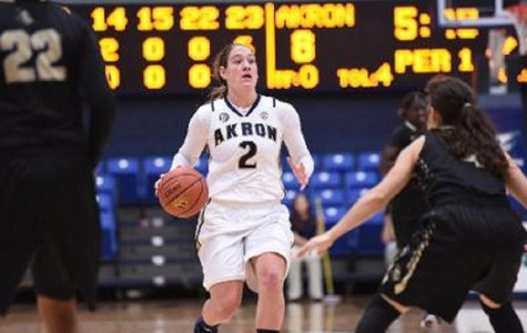 Barilla notches triple-double in women's hoop victory over UCF