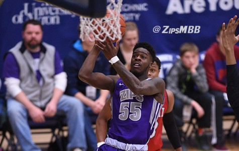 Balanced effort leads Zips to road win against Ball State