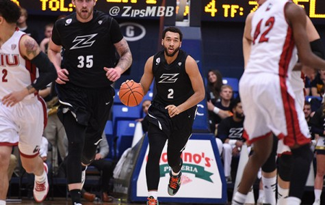 Zips beat MAC leader Northern Illinois, 76-66
