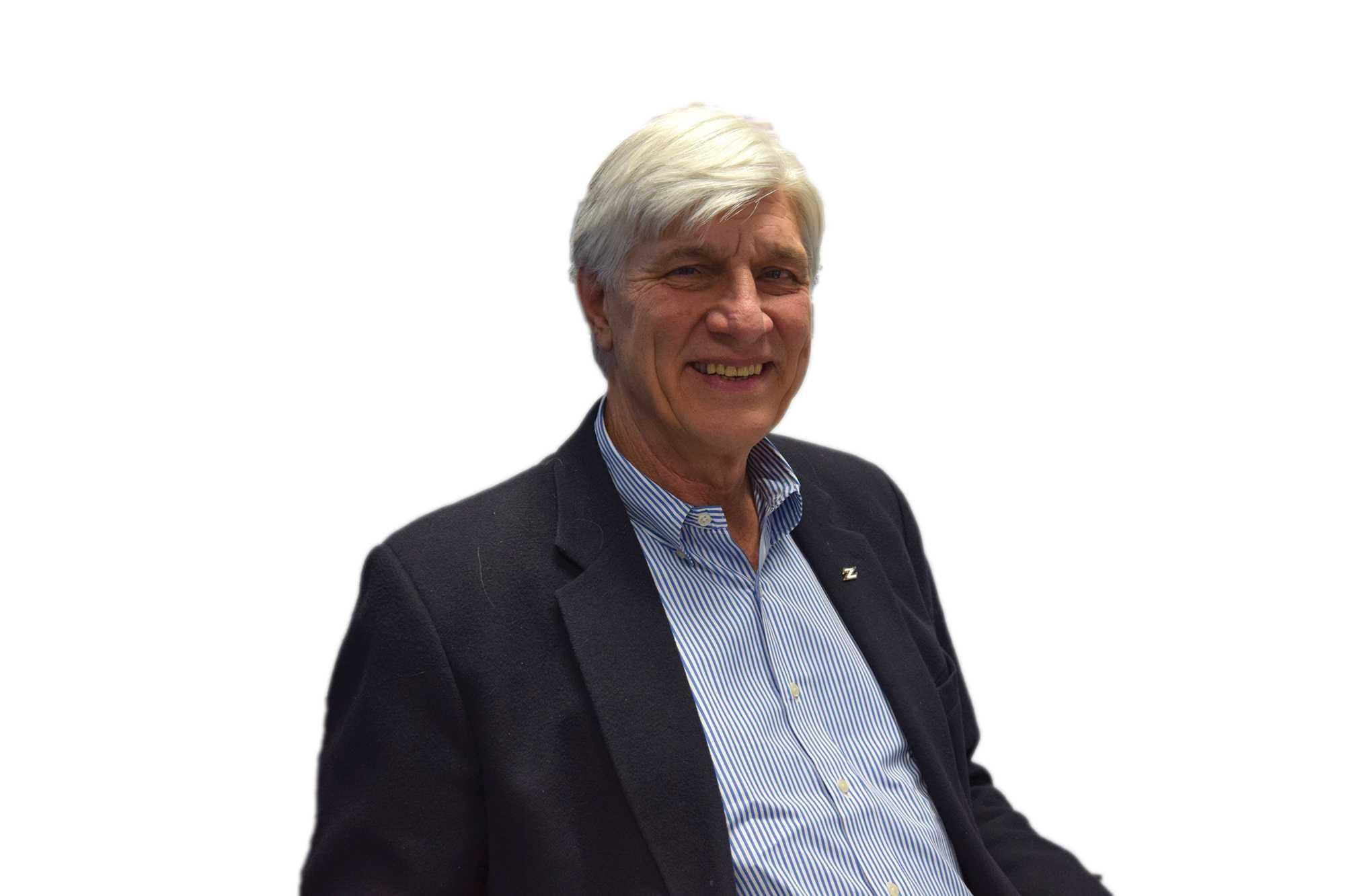 Board of Trustees Chairman Jonathan Pavloff.