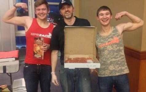 UA's Next Top Pizza
