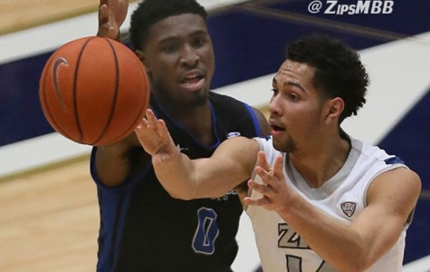 Strong second half carries Zips over Buffalo, 80-70