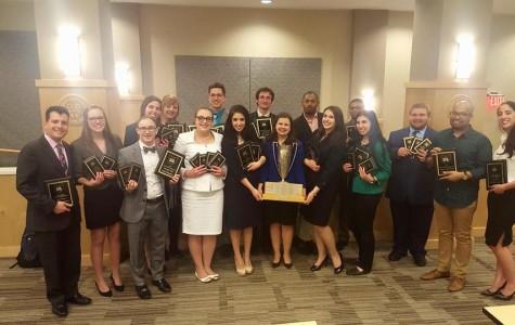 Speech team wins first state title