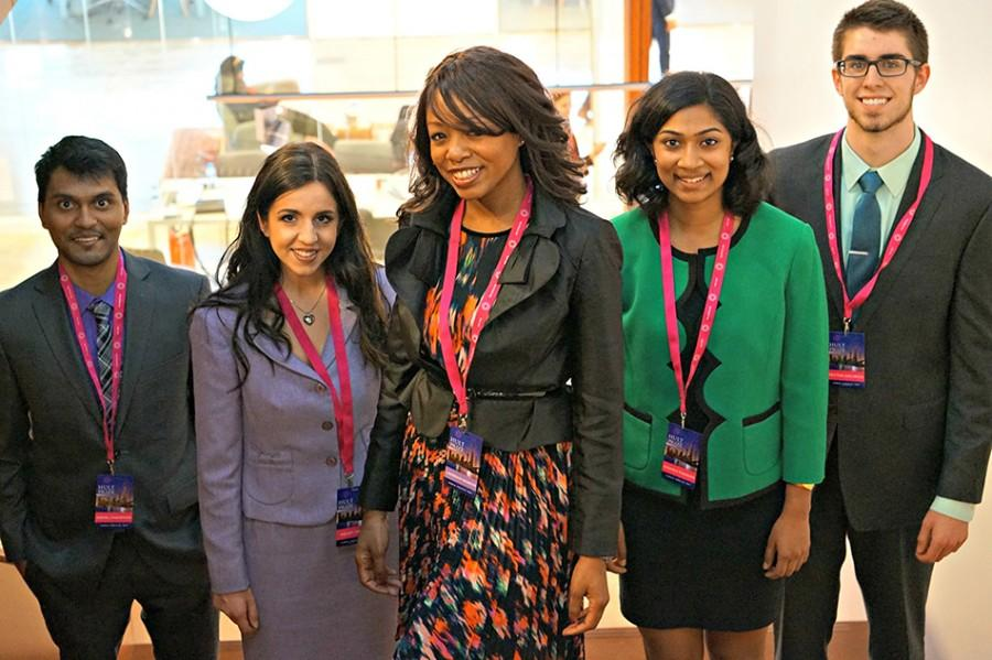 Hult Prize team makes final round in Dubai