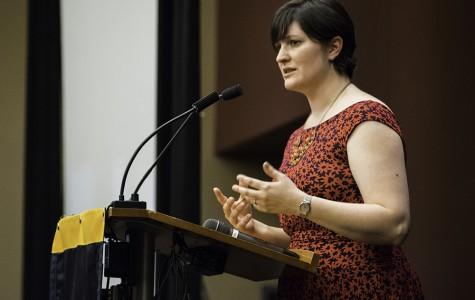 Women's activist Sandra Fluke talks millennials, politics