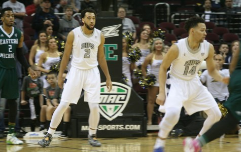 Photos from Akron vs Eastern Michigan MAC Tournament