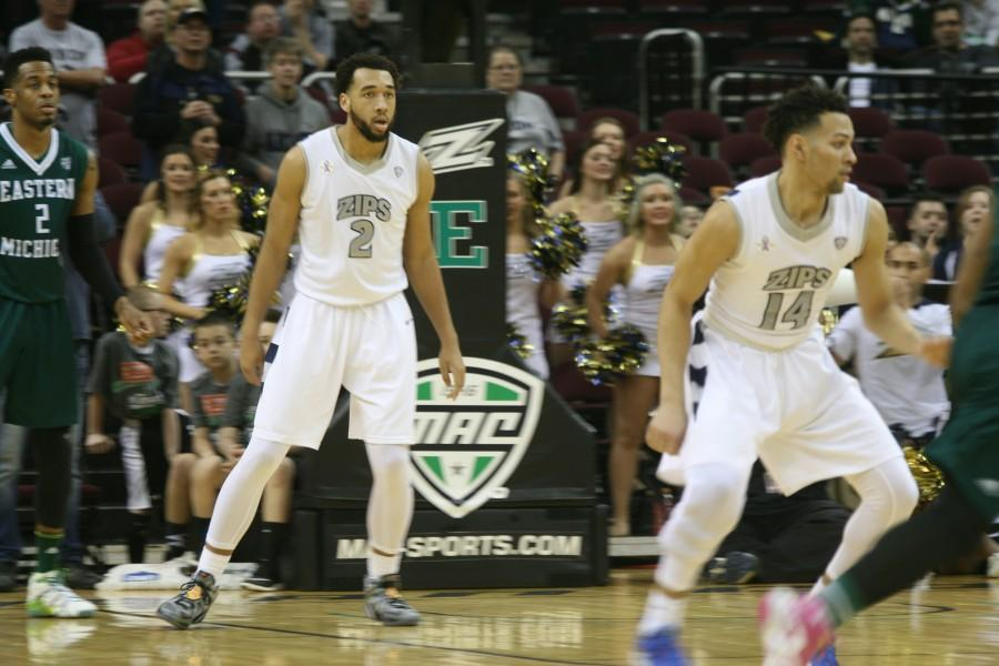 Photos+from+Akron+vs+Eastern+Michigan+MAC+Tournament