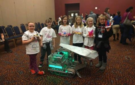 Inspiring young girls into STEM fields
