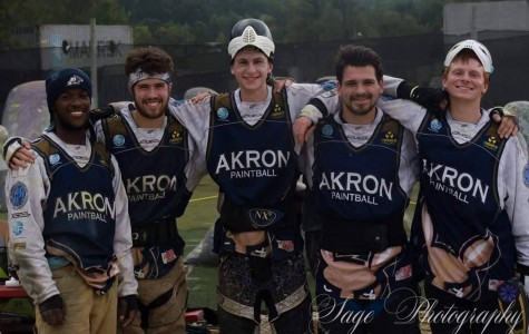 Paintball team headed to nationals