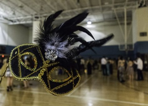 Ballroom Dance Club hosts Masquerade Ball