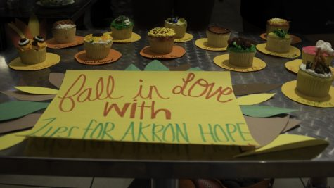 Zips for Akron Hope's first-place winning cupcakes.
