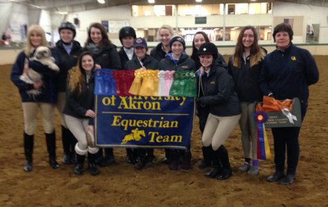 More to the Equestrian team than horseplay