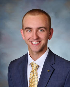 Meet the new student trustee: Zachary Michel