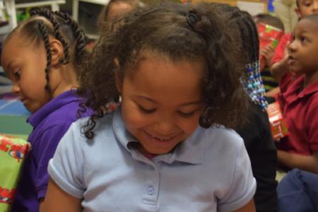 Students Adopt a Classroom