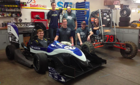 Sponsor Day for SAE teams
