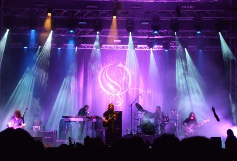Opeth draws 1,100 to Goodyear Theatre