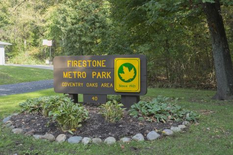 One of the Firestone Metro Park locations in Akron.