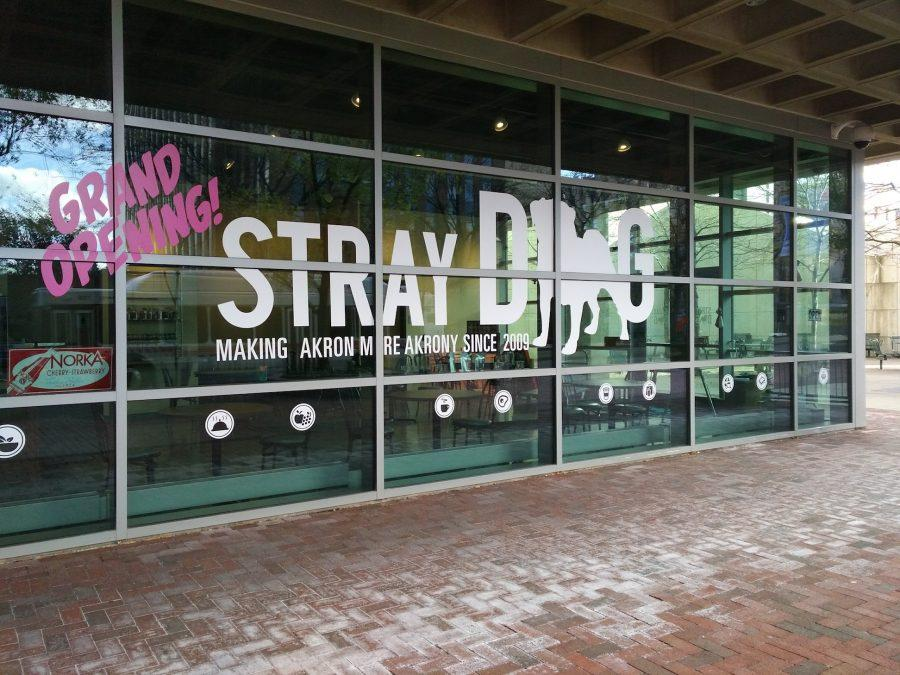 Stray Dog Cafe & Cart: Hidden Gem of Akron 11-15-16
