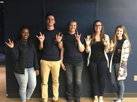 ASL Club to Host Variety of Events This Semester