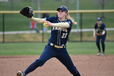 Zips Softball Kicks Off Season at Firestone Stadium