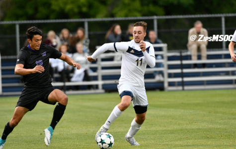 Akron Men's Soccer Put to the Test