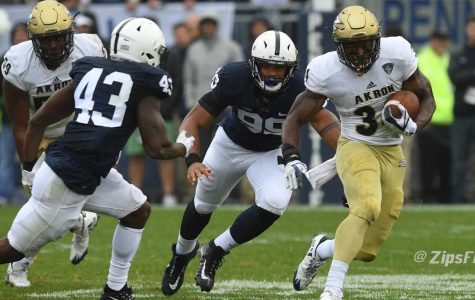 Zips Football Looks to Bounce Back After Losing Key Players