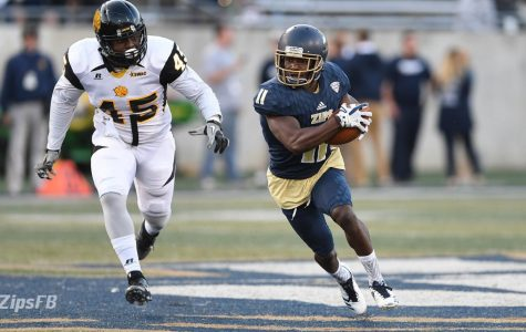 Akron Football Scores Second Win of the Season, First MAC Win
