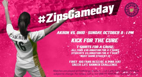 (Graphic courtesy of Zips Women's Soccer)