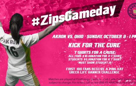 Zips Kick for the Cure