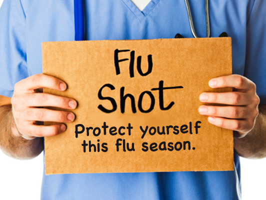 Shield Yourself Against the Flu – The Buchtelite