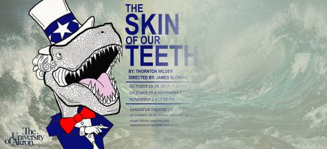 """The Skin of Our Teeth"" Opens Oct. 26"