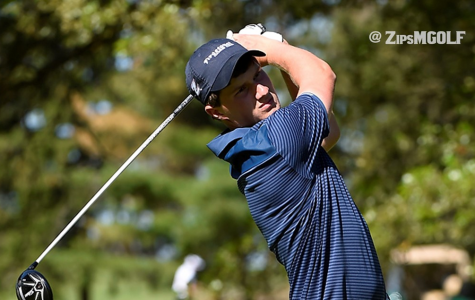 Zips Golf Holds on to Third Place Finish, Grayson Runner-Up at Firestone Invitational