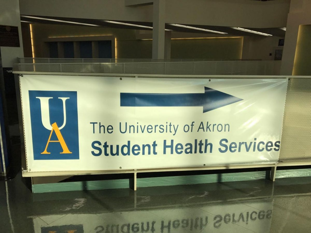 Student Health Services is located in the Rec Center and requires appointments to maintain social distancing.