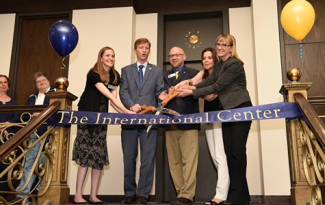 UA Opens New International Center
