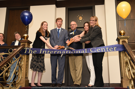 UA Opens New International Center